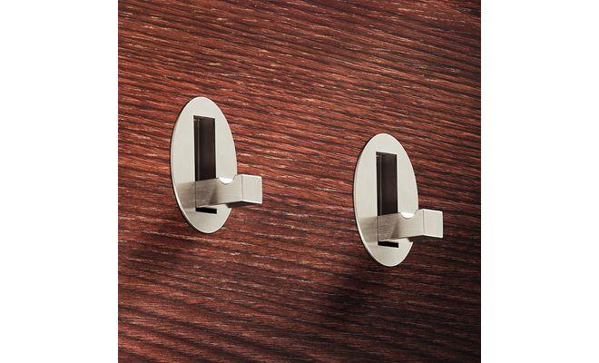 Garderobenhaken klapphaken edelstahl 84476001 ebay for Garderobe klapphaken