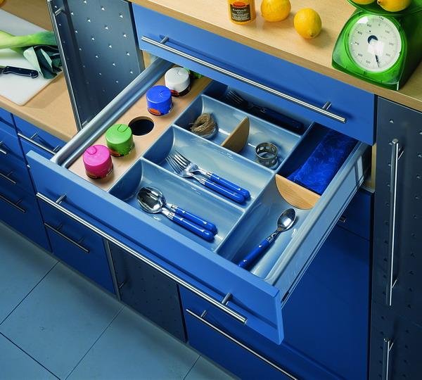 f r besteckeinsatz vario gew rzhalter 6 fach ebay. Black Bedroom Furniture Sets. Home Design Ideas
